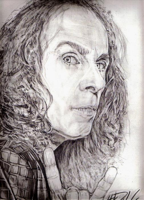 Ronnie James Dio by ninja_style